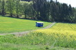 Feldweg in der Eifel