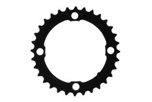 Bicycle Gear On Isolated On Wh...