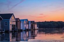Canandaigua Lake Sunset