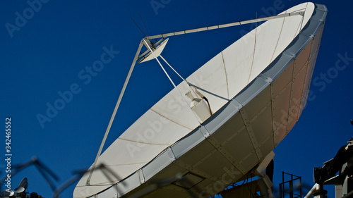 Photo Large satellite dish