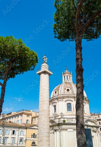 Photo Rome and its art treasures