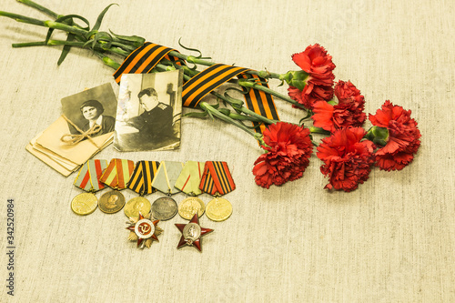 Victory Day Canvas-taulu