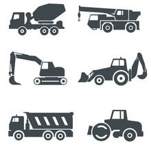 Heavy Equipment. Construction ...