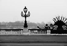 Pont Alexandre III à Paris Un...