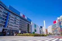東京 池袋 駅前 ~ Ikebuku...