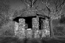Old Stone Gazebo