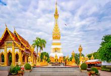 Wat Phra That Phanom Temple In...