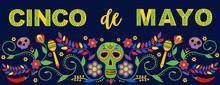 Cinco De Mayo - May 5, Federal...