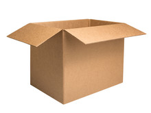 Open Corrugated Carton Box Iso...