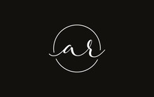 Ar Or Ra And A, R Lowercase Cu...