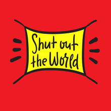 Shut Out The World - Inspire M...