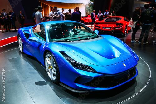 Photographie Ferrari F8 Tributo