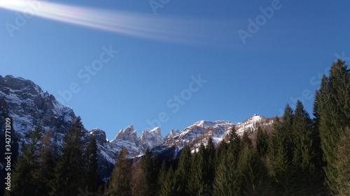 Fotografie, Obraz Italské Dolomity
