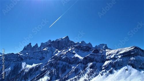 Obraz na plátně Italské Dolomity