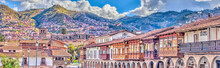 Cusco, Peru, Historical Landma...