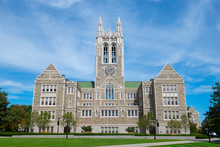 Gasson Hall With Collegiate Go...