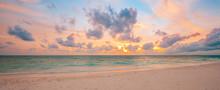 Sea Sand Sky Concept, Sunset C...
