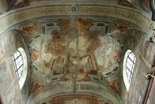 Cistercian Abbey In Poland