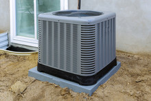 Air Conditioning System Outsid...