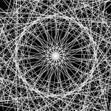flower floral stern psychedelisch geometrisch muster Hintergrund spirale