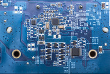 Detail Pcb Video Card