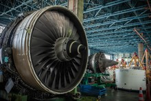 Gas Turbine Or A Jet Engine Is...