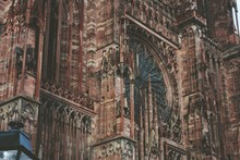 Exterior Of Strasbourg Cathedral