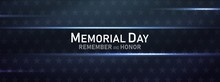 Memorial Day In The United Sta...