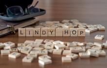 Lindy Hop Dance Style Concept ...