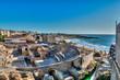 Anfiteatro De Tarragona By Sea Against Clear Sky