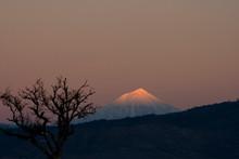 Scenic View Of Mount Mcloughli...