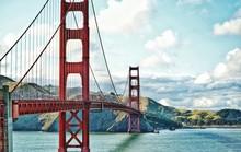 Golden Gate Bridge Over San Fr...