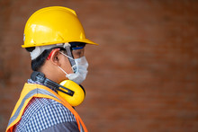 Engineer Wear Protective Face ...