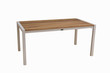 Wooden table outdoor furniture
