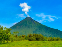 Arenal Volcano National Park, ...