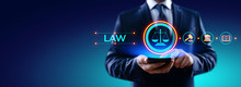 Attorney At Law Legal Business...