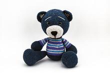 Amigurumi Dolls Handmade Teddy...