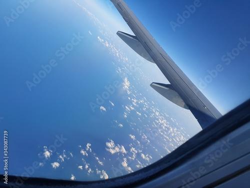 ala d'aereo Canvas-taulu
