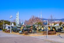 Korean War Memorial Hall In Se...