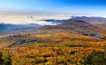 Mount Mitchell Vista