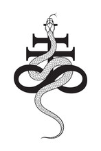 Serpent Over The Leviathan Cro...