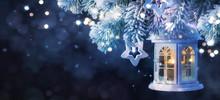Christmas Lantern, Christmas A...