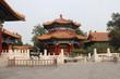 Leinwanddruck Bild - Pékin