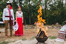 The Wedding Ceremony Of The Uk...
