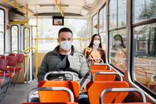 Passengers On Public Transport...