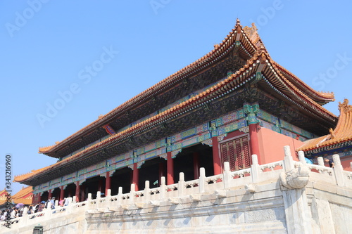 Photo Pékin - Cité Interdite