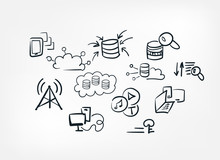 Big Data Information Cloud Lin...