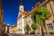 St. Anne's Church in Trnava town, Slovakia, Europe.