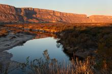 Rio Grande & Mouth Of Santa El...