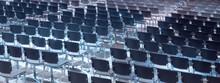 Empty Seats. Equipped Conferen...